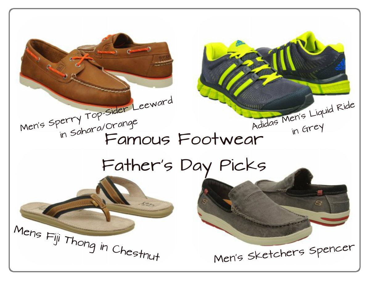 Famous Footwear: Giveaway