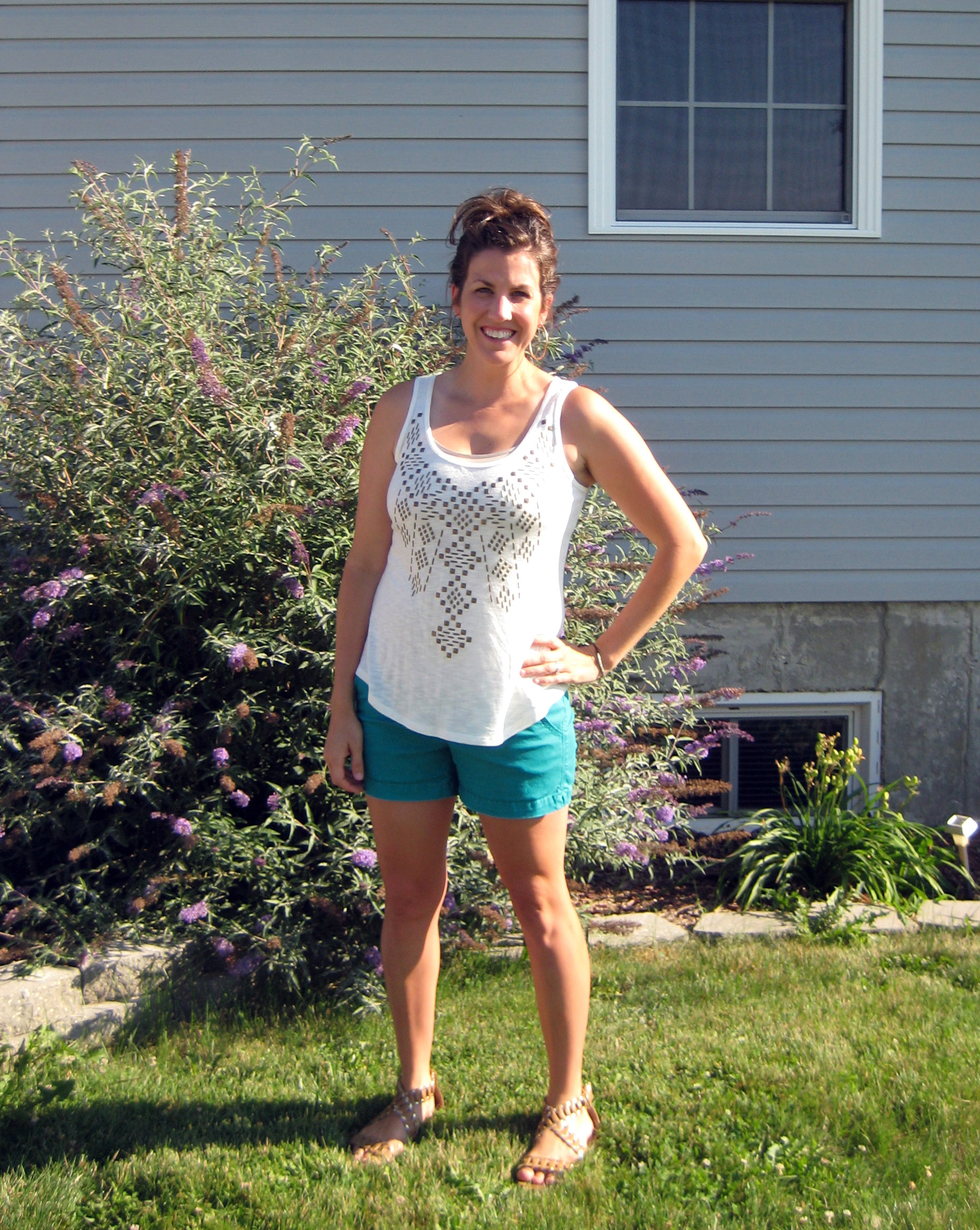 What I Wore Real Mom Style (Vol. 24) #RealMomStyle - momma