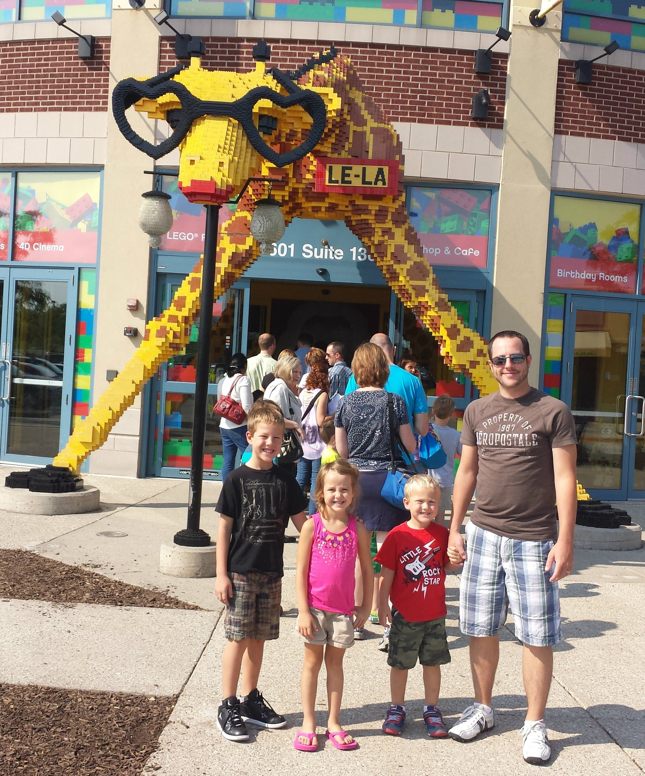 LEGOLAND Discovery Center #Chicago - momma in flip flops