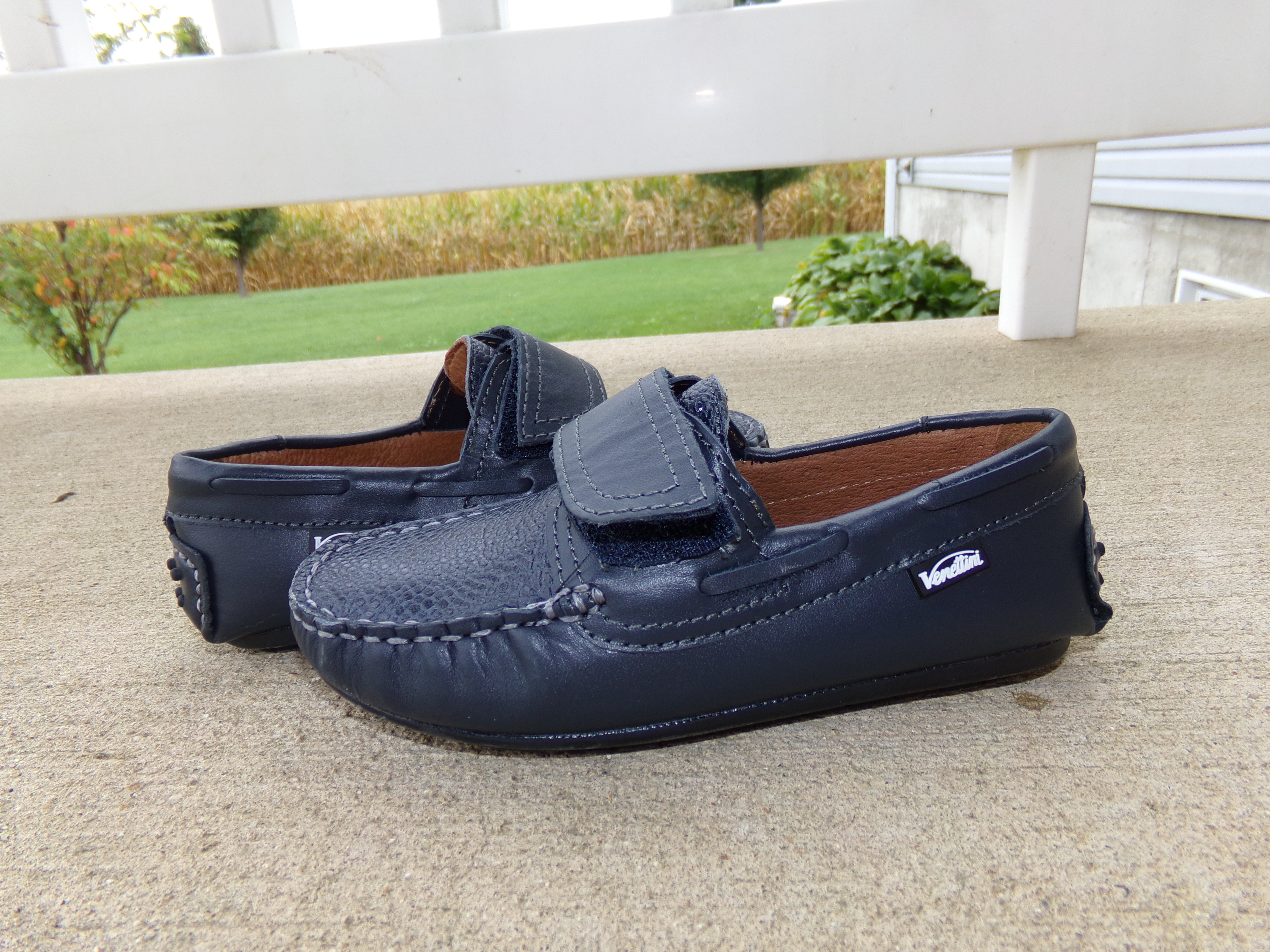Boys Loafer Shoes from Venettini