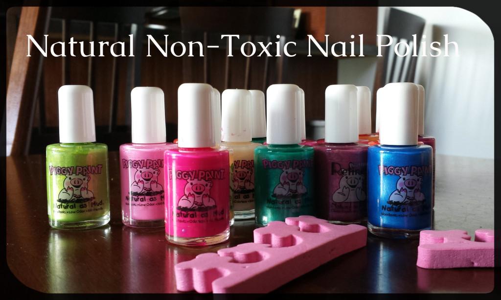 Natural Nail Polish Piggy Paint $25 Gift Card #Giveaway & #Discount ...