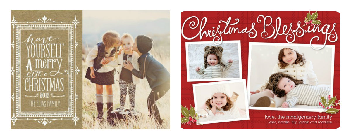 Tiny Prints Holiday Cards $50 Gift Card #Giveaway (ENDS 11/30 ...