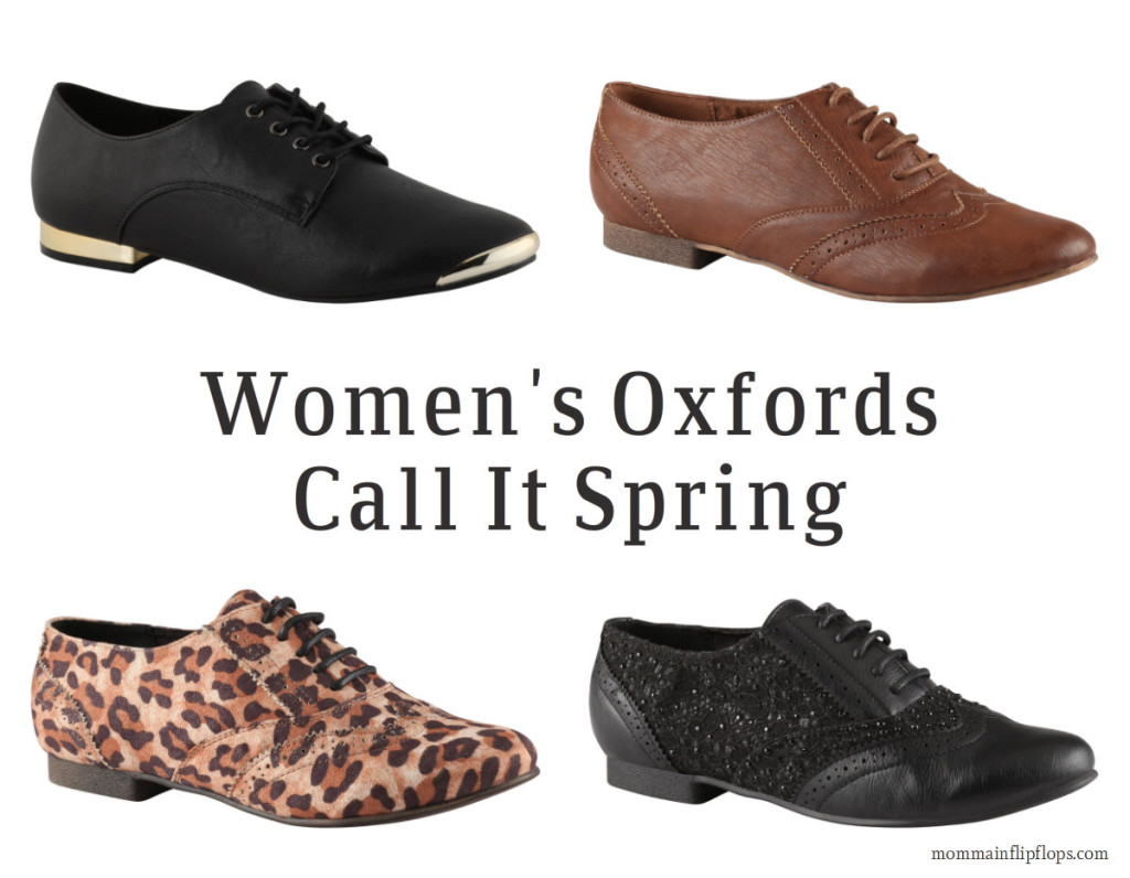 Women's Oxford Shoes from Call It
