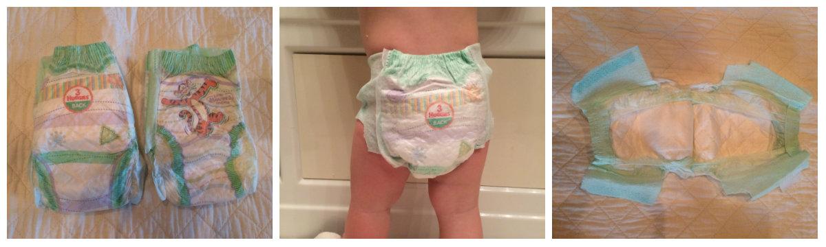 HUGGIES Little Movers Slip-On Diaper #Sponsored #FirstFit #MC ...