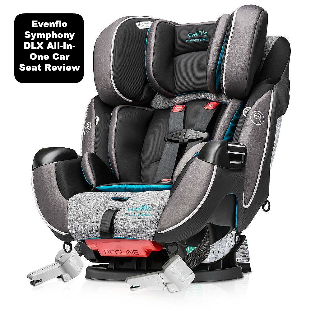 evenflo symphony dlx all in one car seat review momma in flip flops. Black Bedroom Furniture Sets. Home Design Ideas