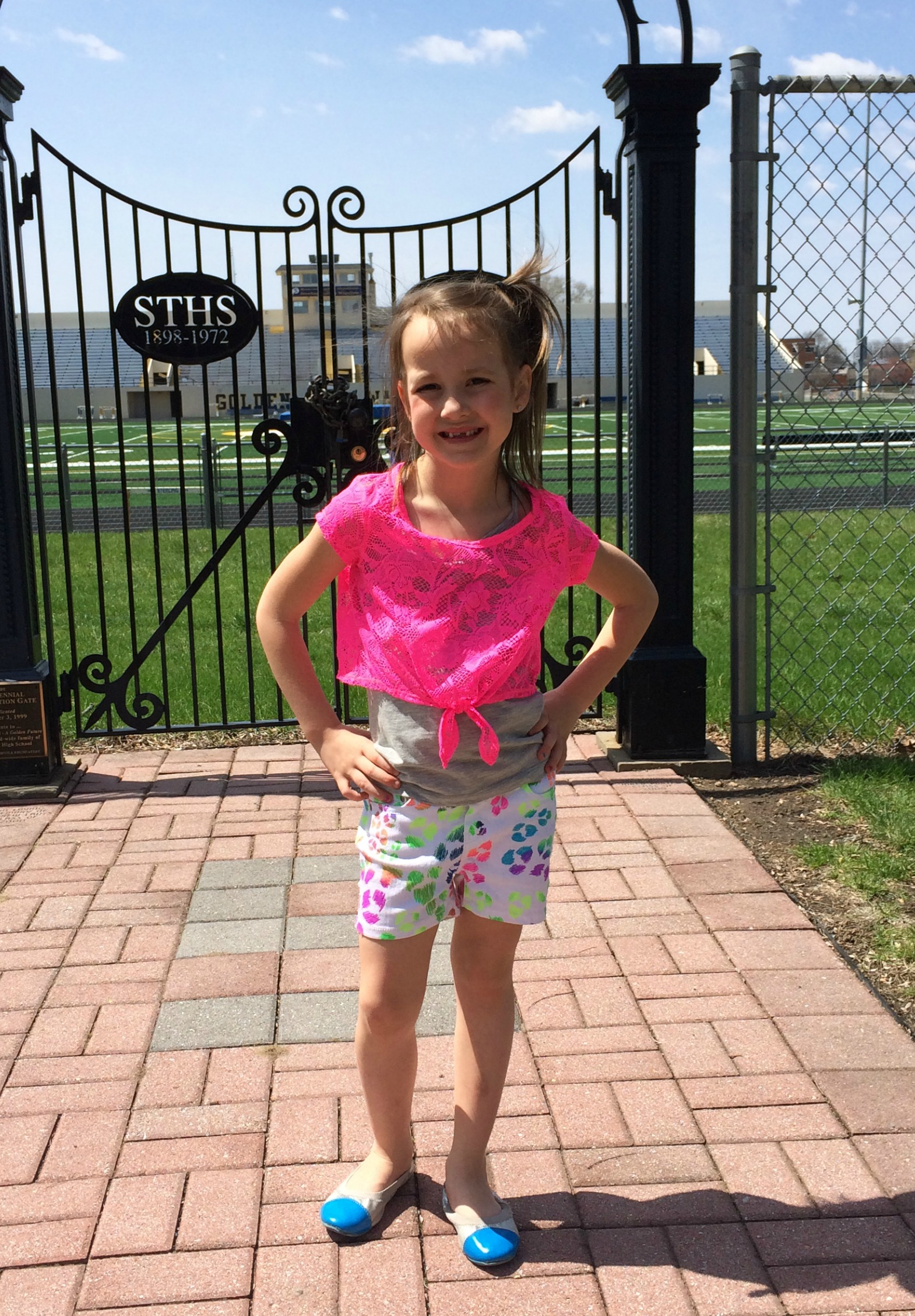 5cb46e310 What They Wore  P.S. Aeropostale Summer Collection - momma in flip flops