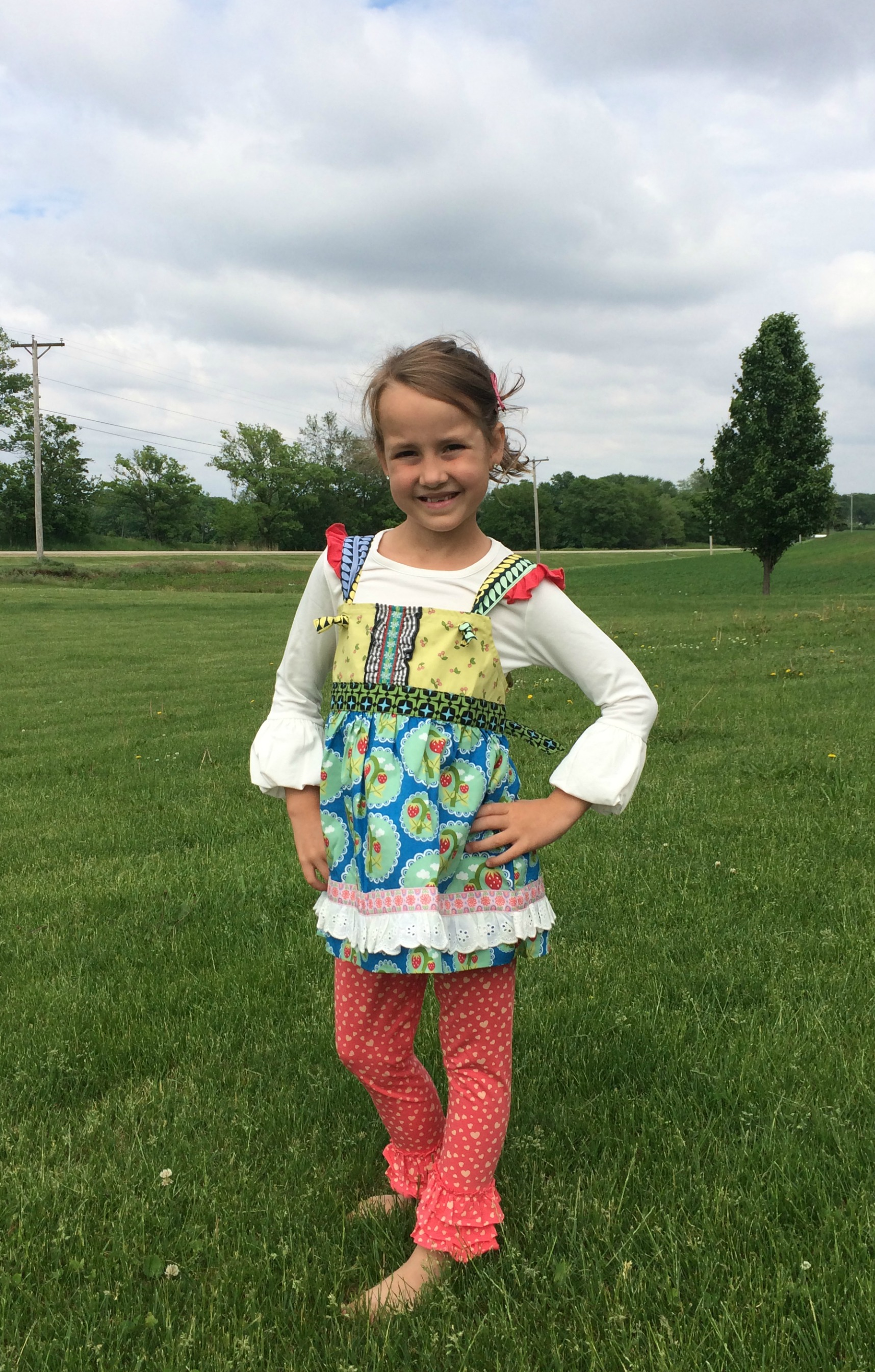 6d5cc8c157591 What They Wore: Matilda Jane Clothing Giveaway - momma in flip flops