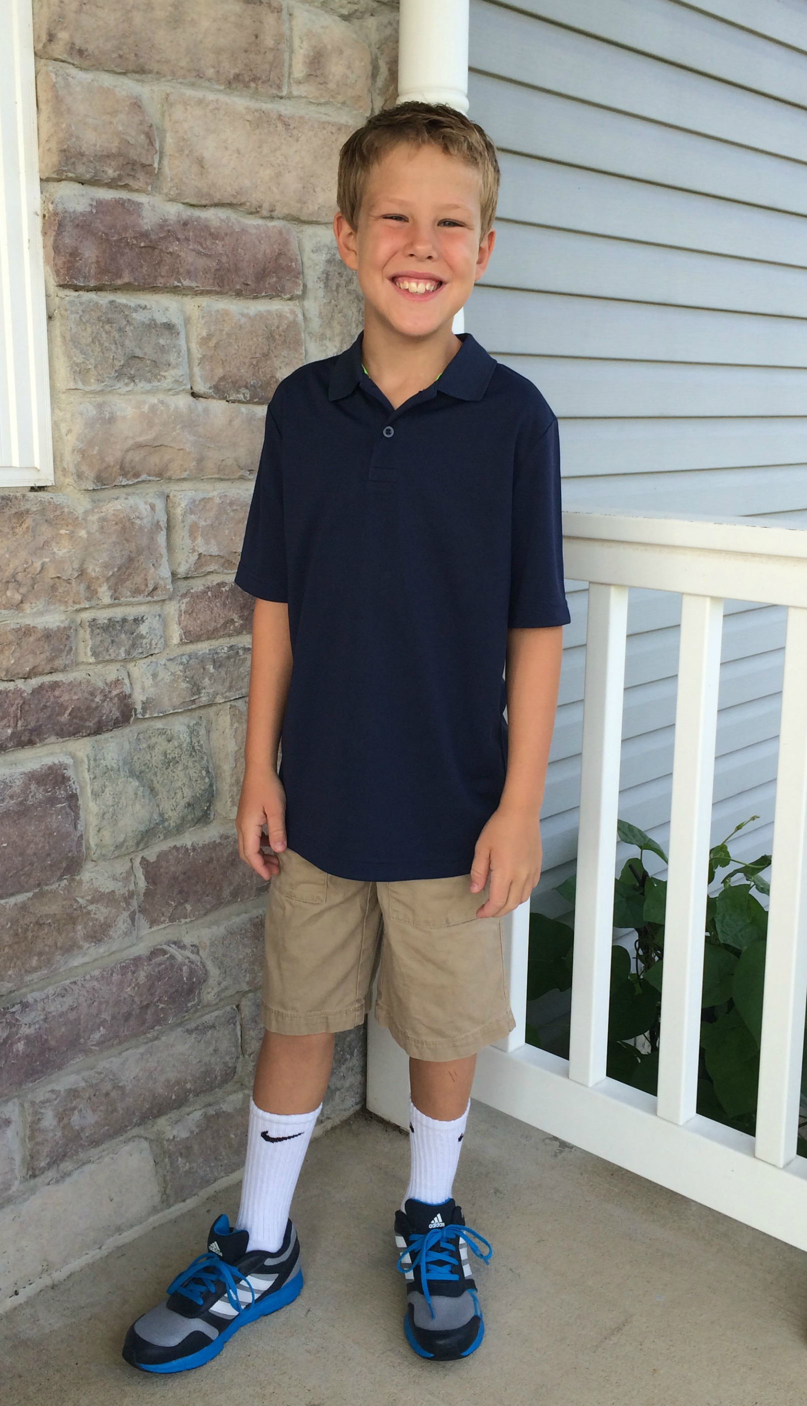 Shopping School Uniforms From Kohl S For Backtoschool