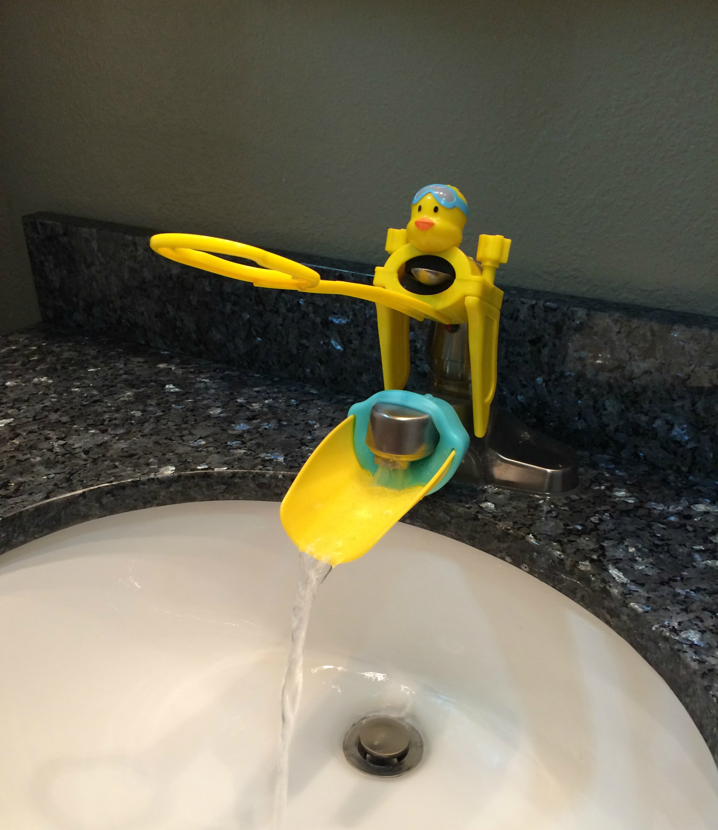 Aqueduck Handle & Faucet Extenders - momma in flip flops