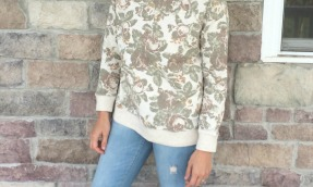 floral top rms