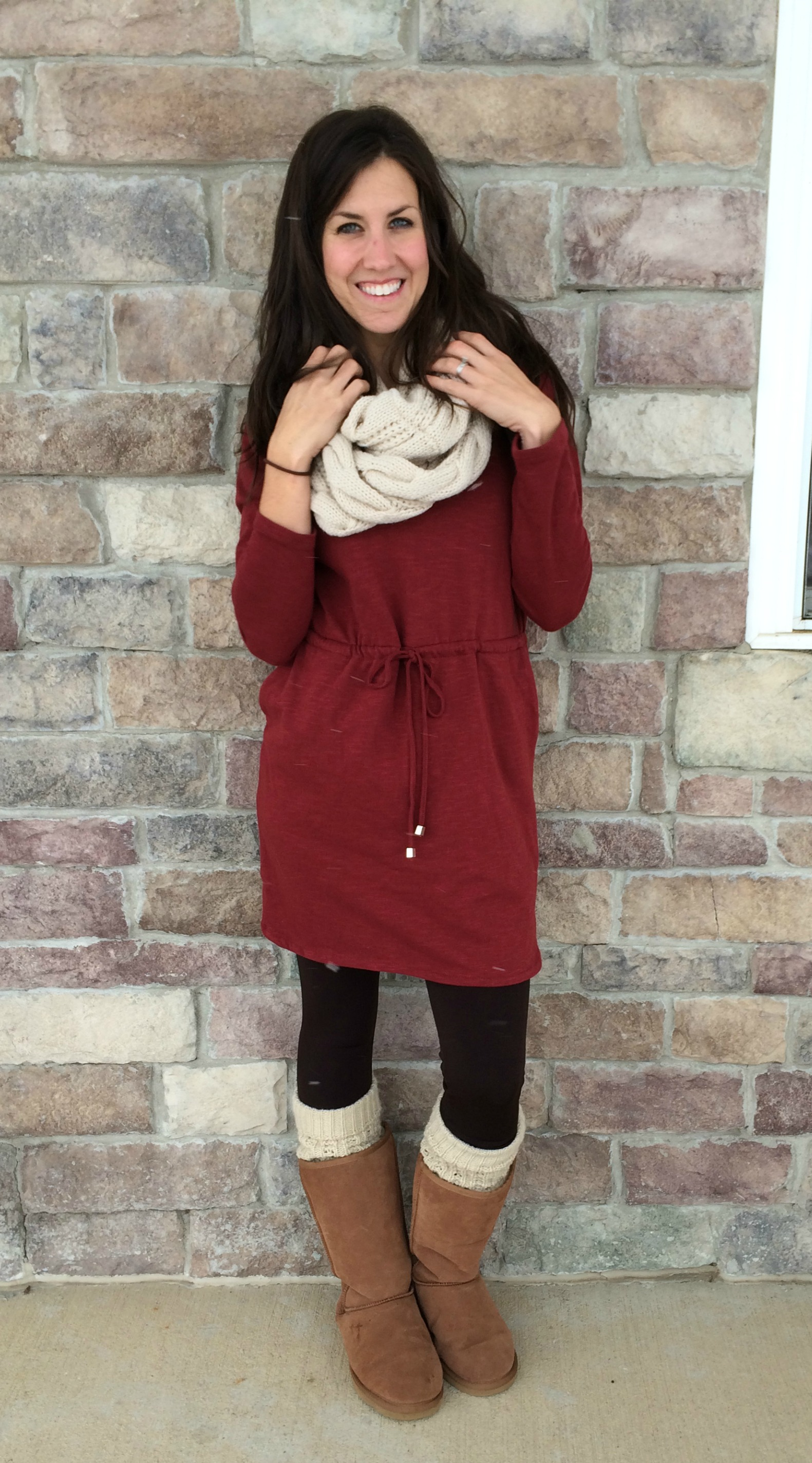 Tall Ugg Boots Outfit