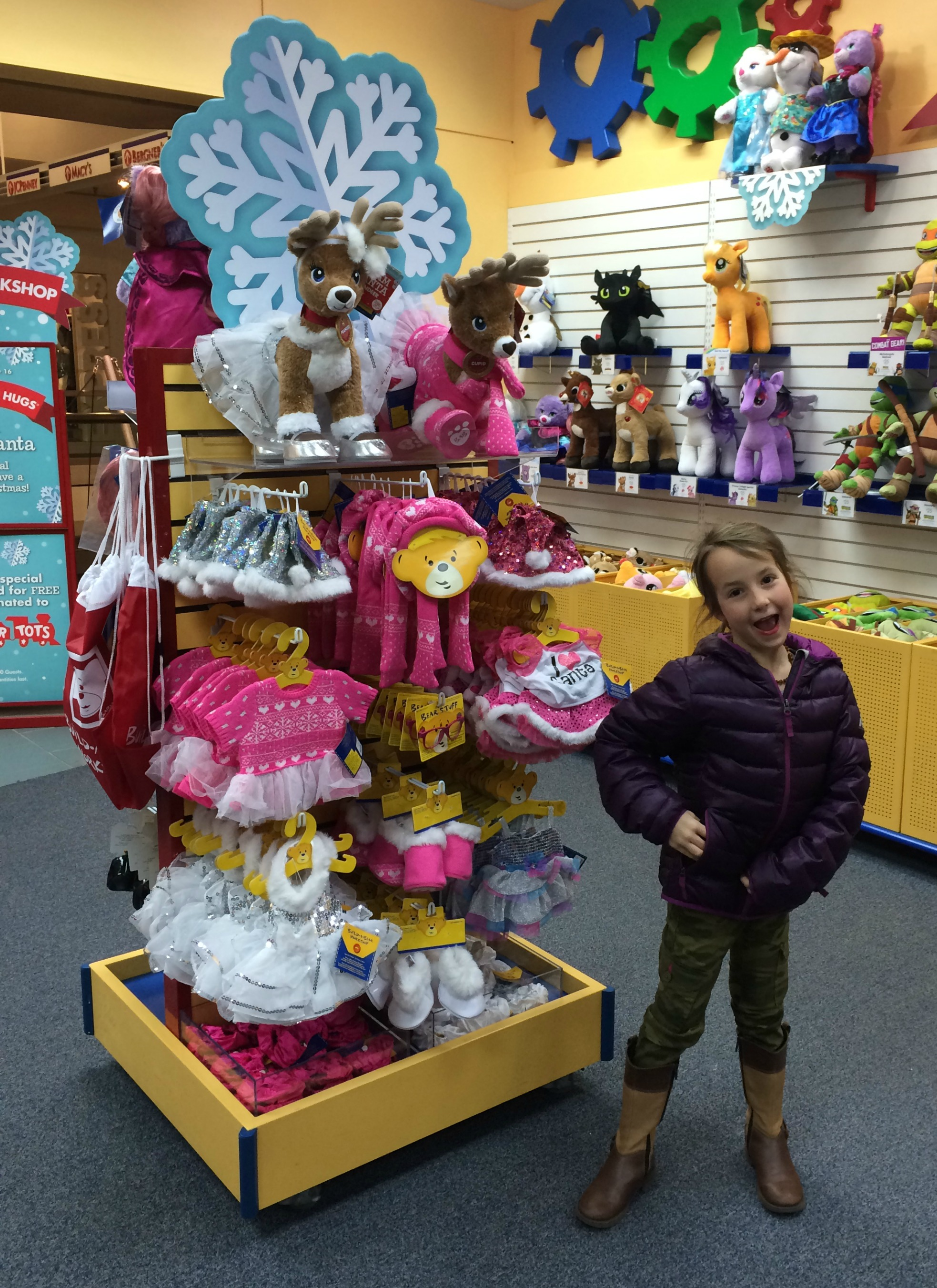 Build The Bear: Holiday Gift Guide: Build-A-Bear WorkShop