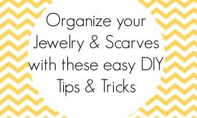DIY JEWELRY & Scarves