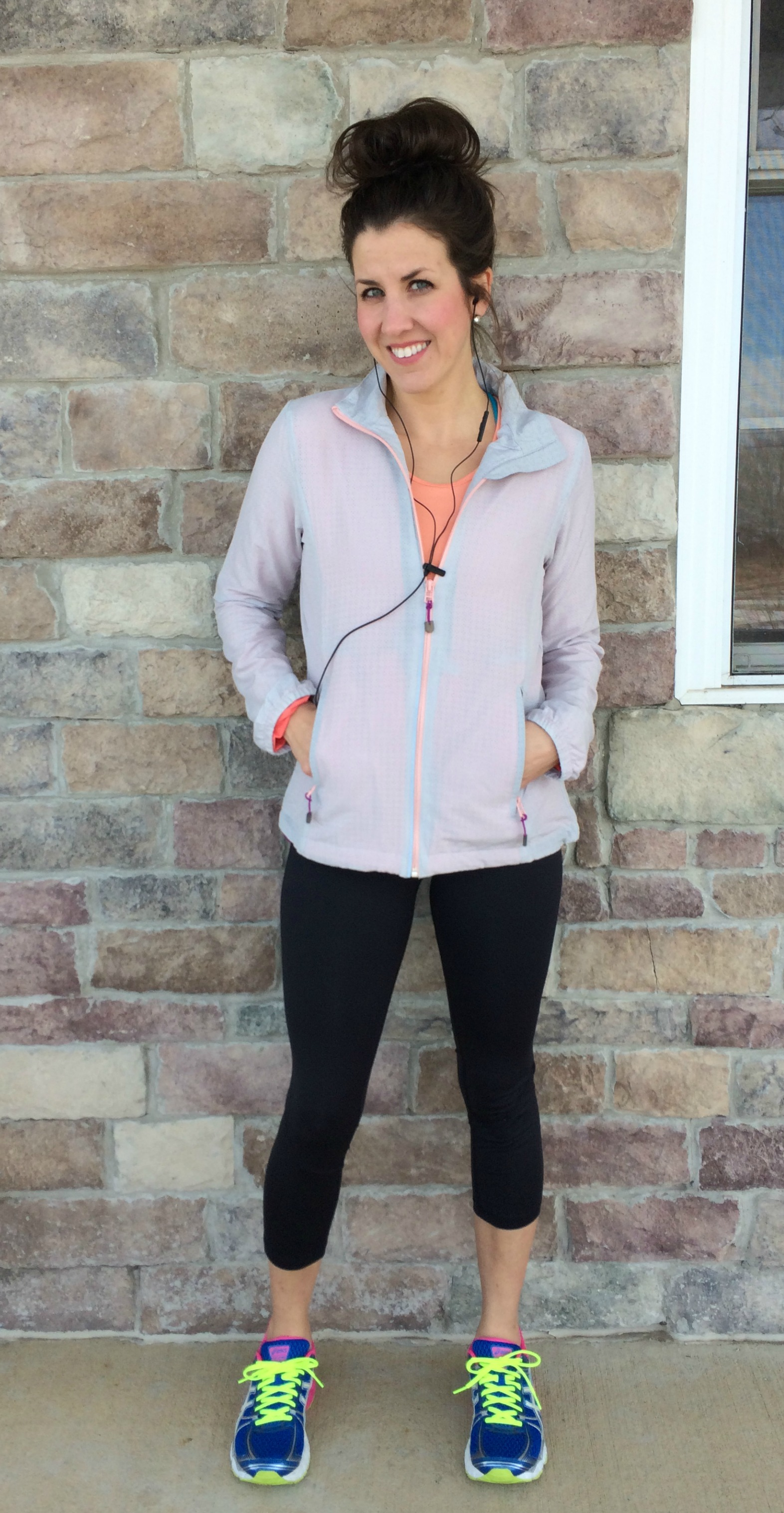 Lands' End Activewear Collection #Fit&Fabulous - momma in flip flops