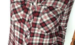 Plaid Shirt Styled 3 ways 2