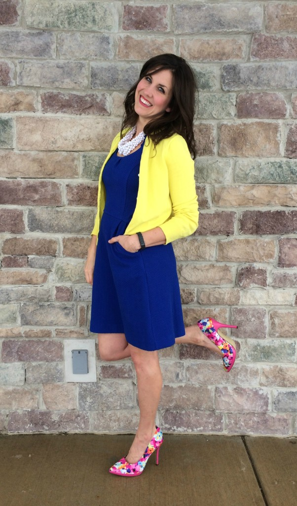 3 Gorgeous Easter Outfit Ideas for Moms - momma in flip flops