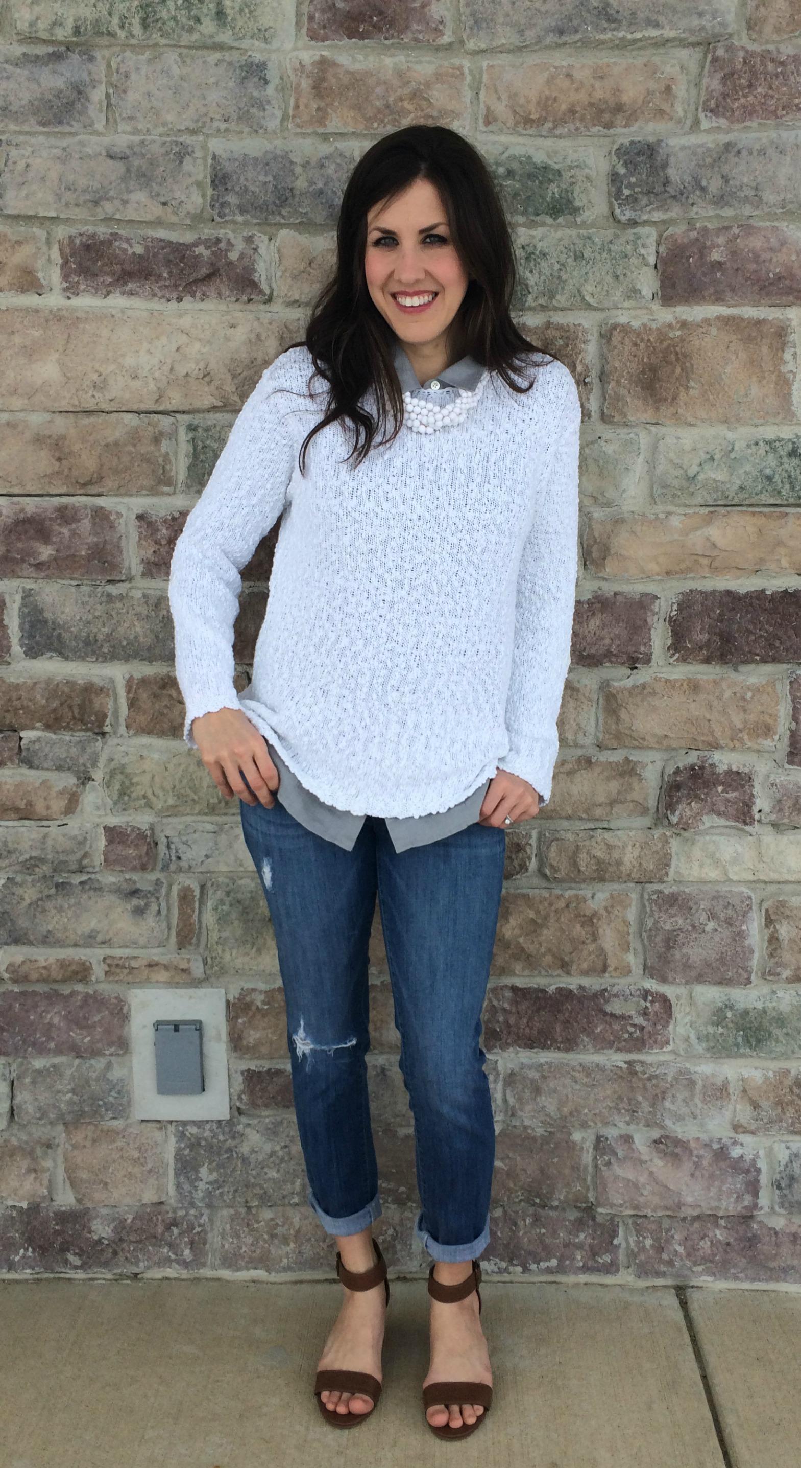 JJill White trendy ways to wear j jill women's apparel jjillstyle momma in,J Jill Womens Clothing