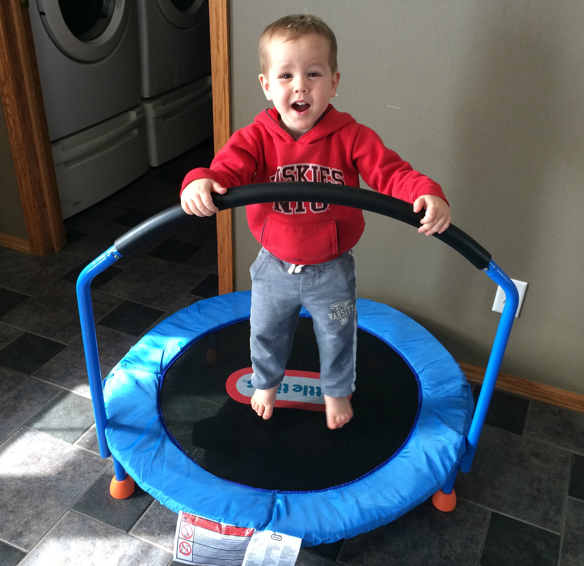 little tikes 3 foot trampoline assembly instructions