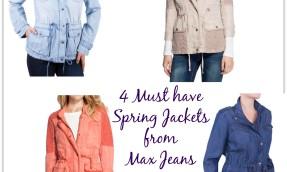maxjeans jackets