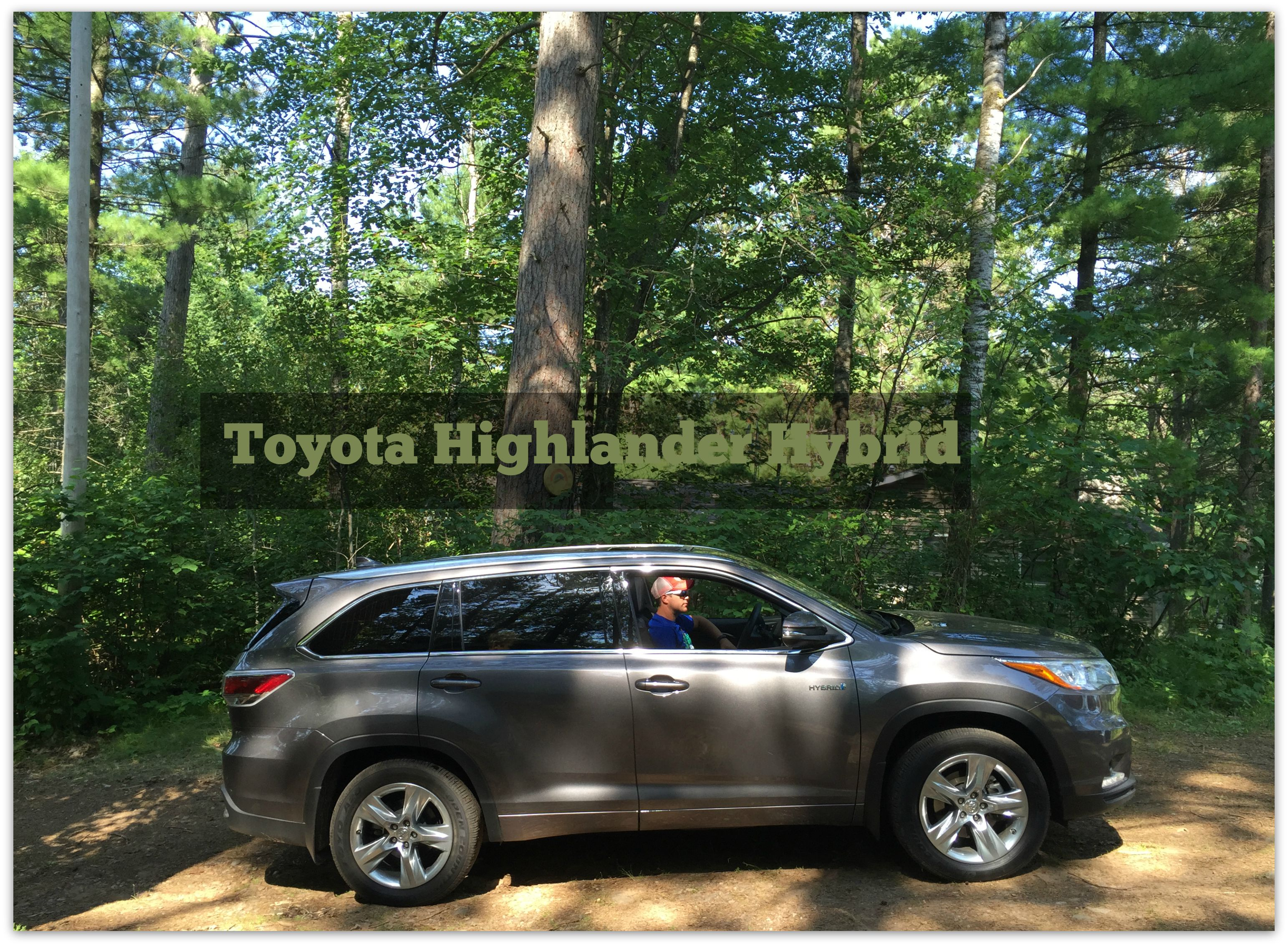 taking the 2015 toyota highlander hybrid on vacation drivetoyota momma in flip flops. Black Bedroom Furniture Sets. Home Design Ideas