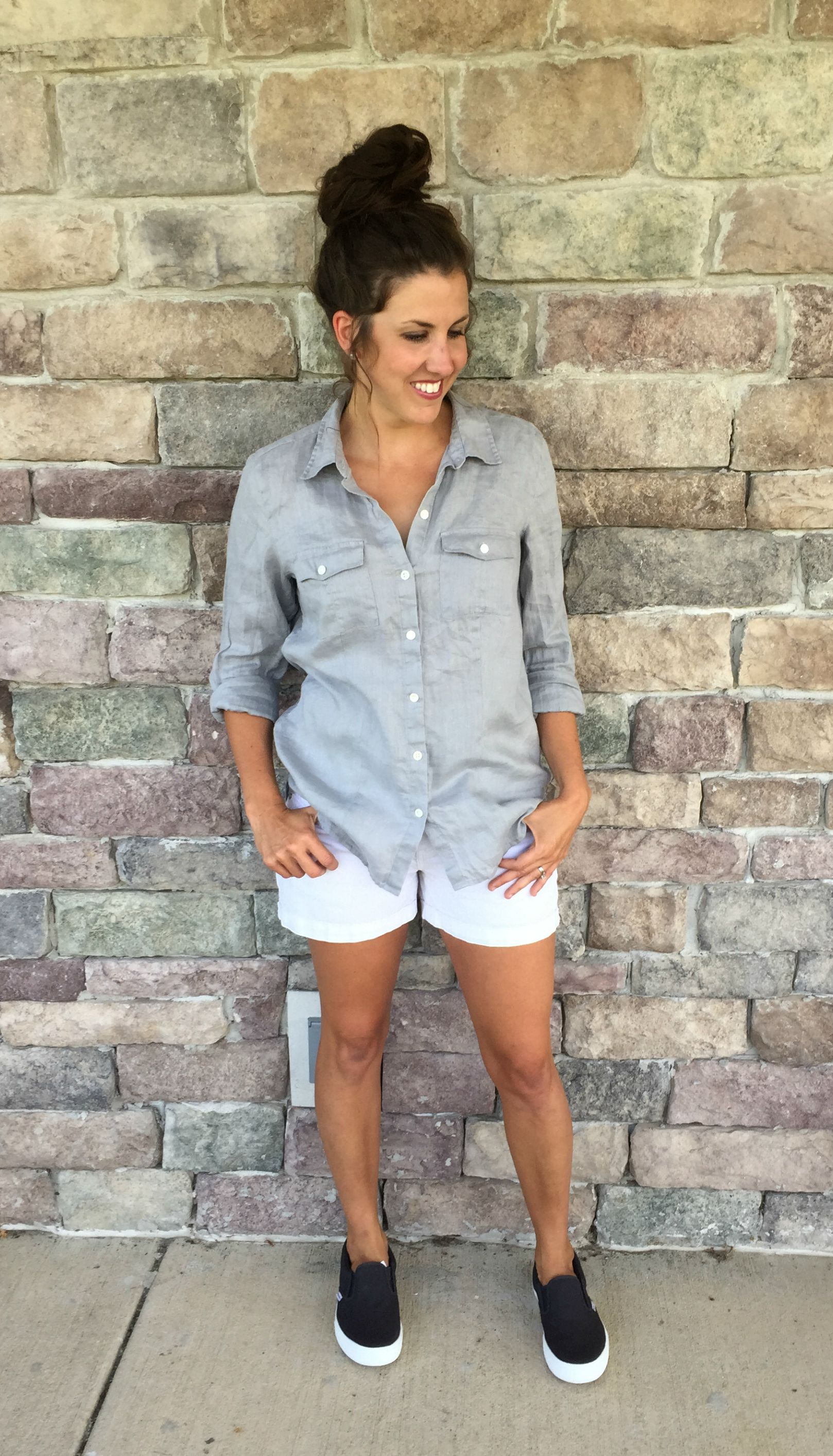 What I Wore Real Mom Style End Of Summer Realmomstyle