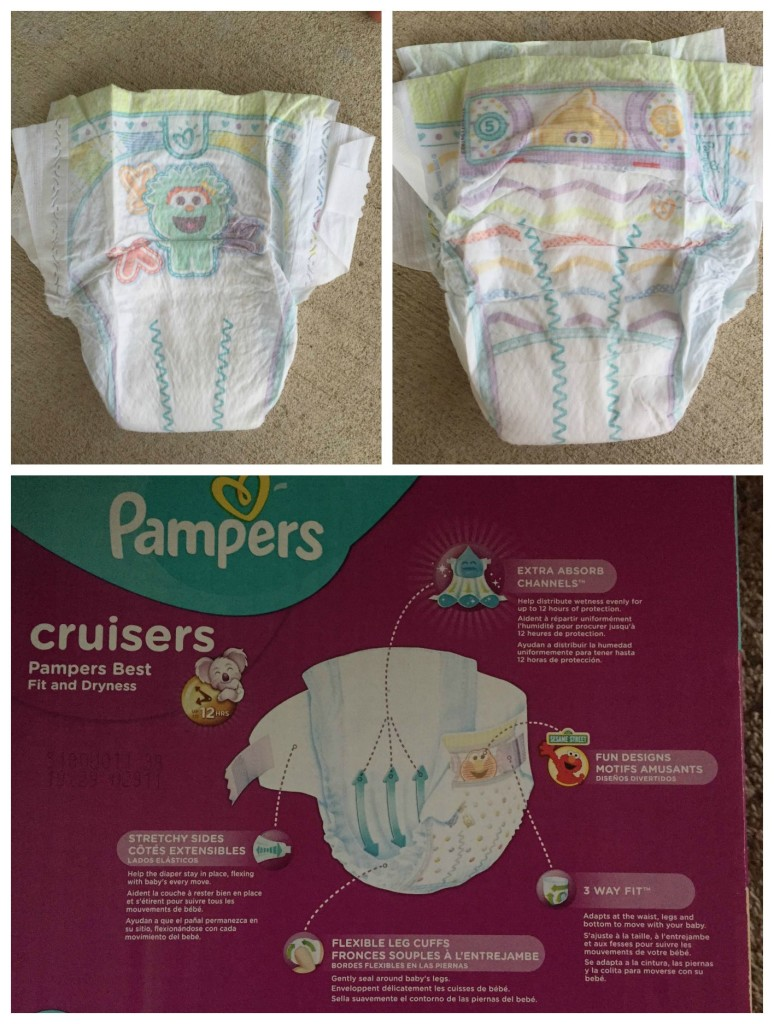 New Pampers Cruisers At Babies R Us Amp A 75 Gift Card