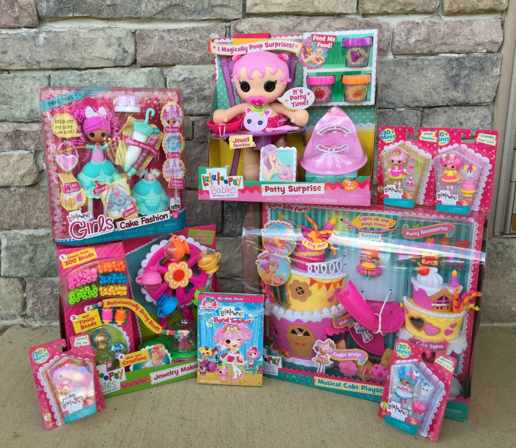 Lalaloopsy Cake Pops For Sale