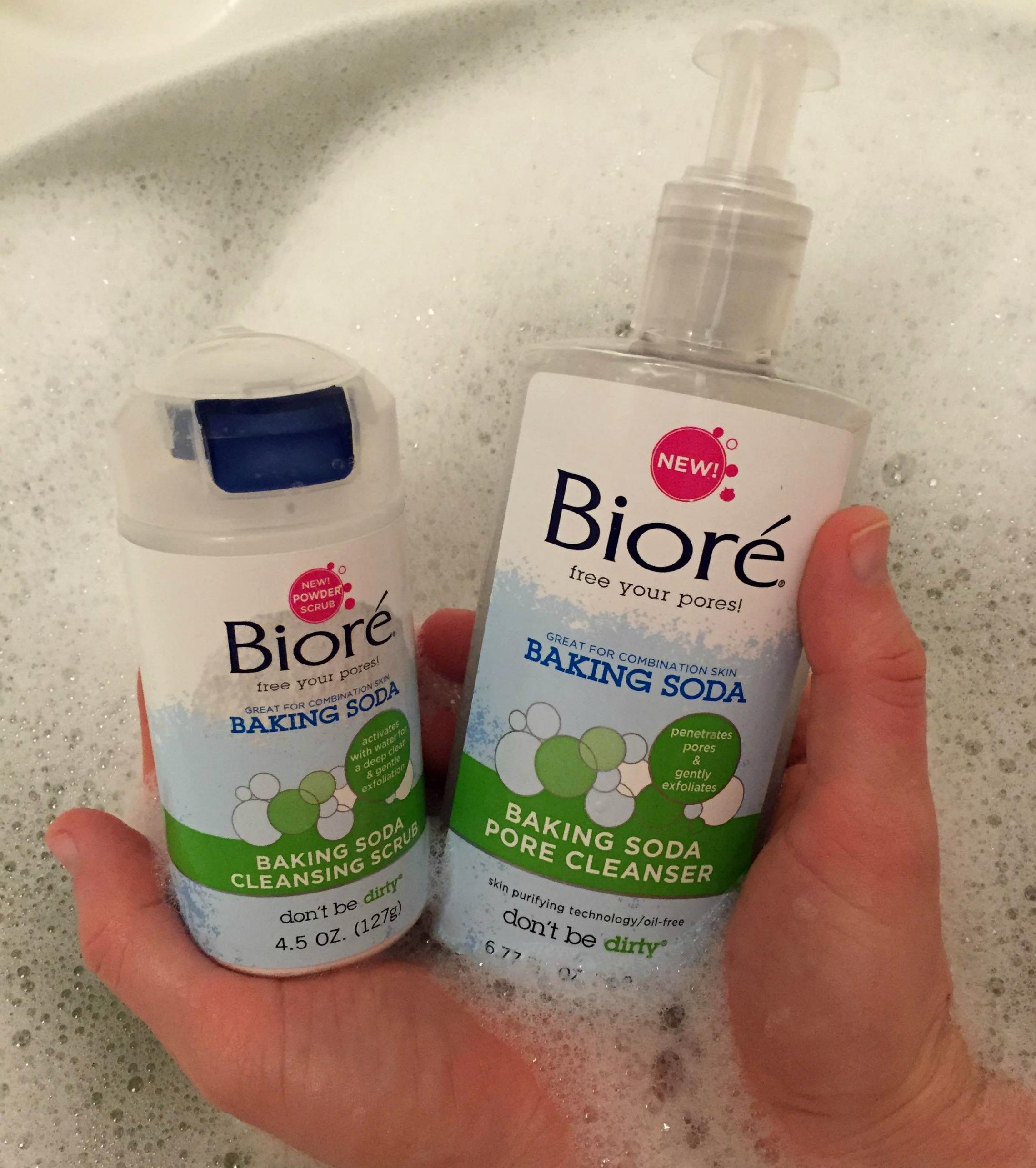 Biore Product Bubble Scrub