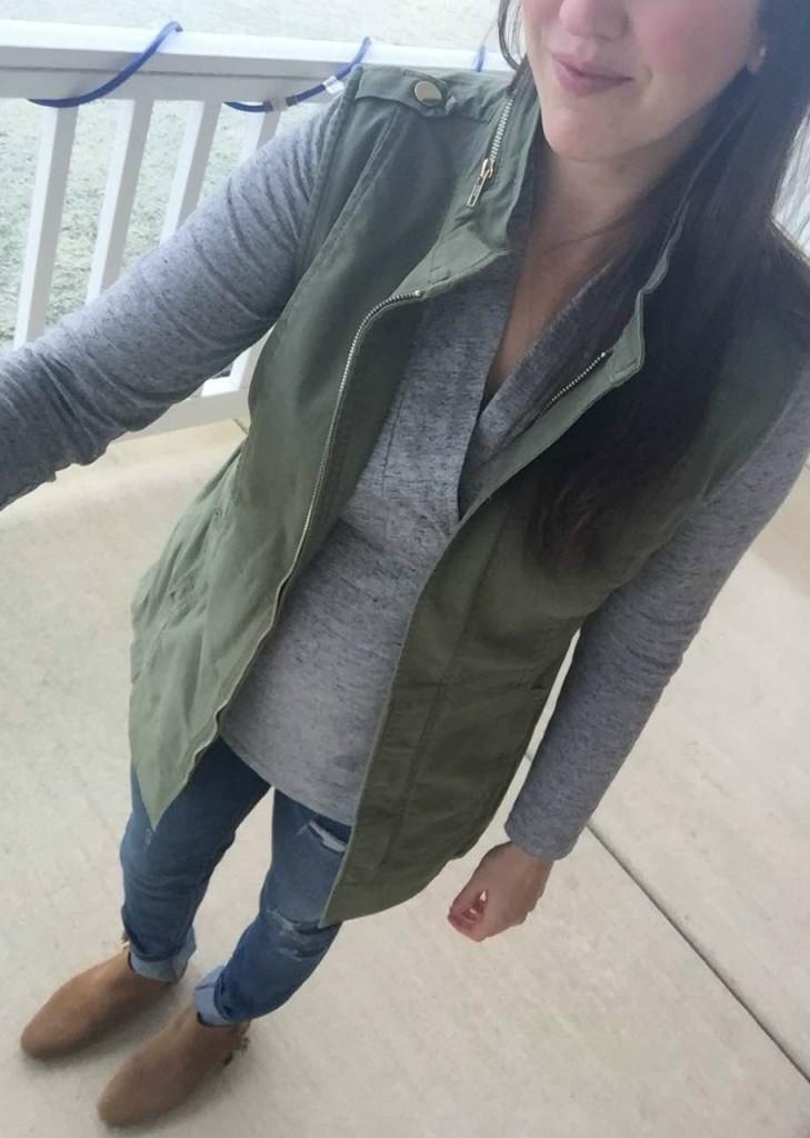 cabi selfie vest