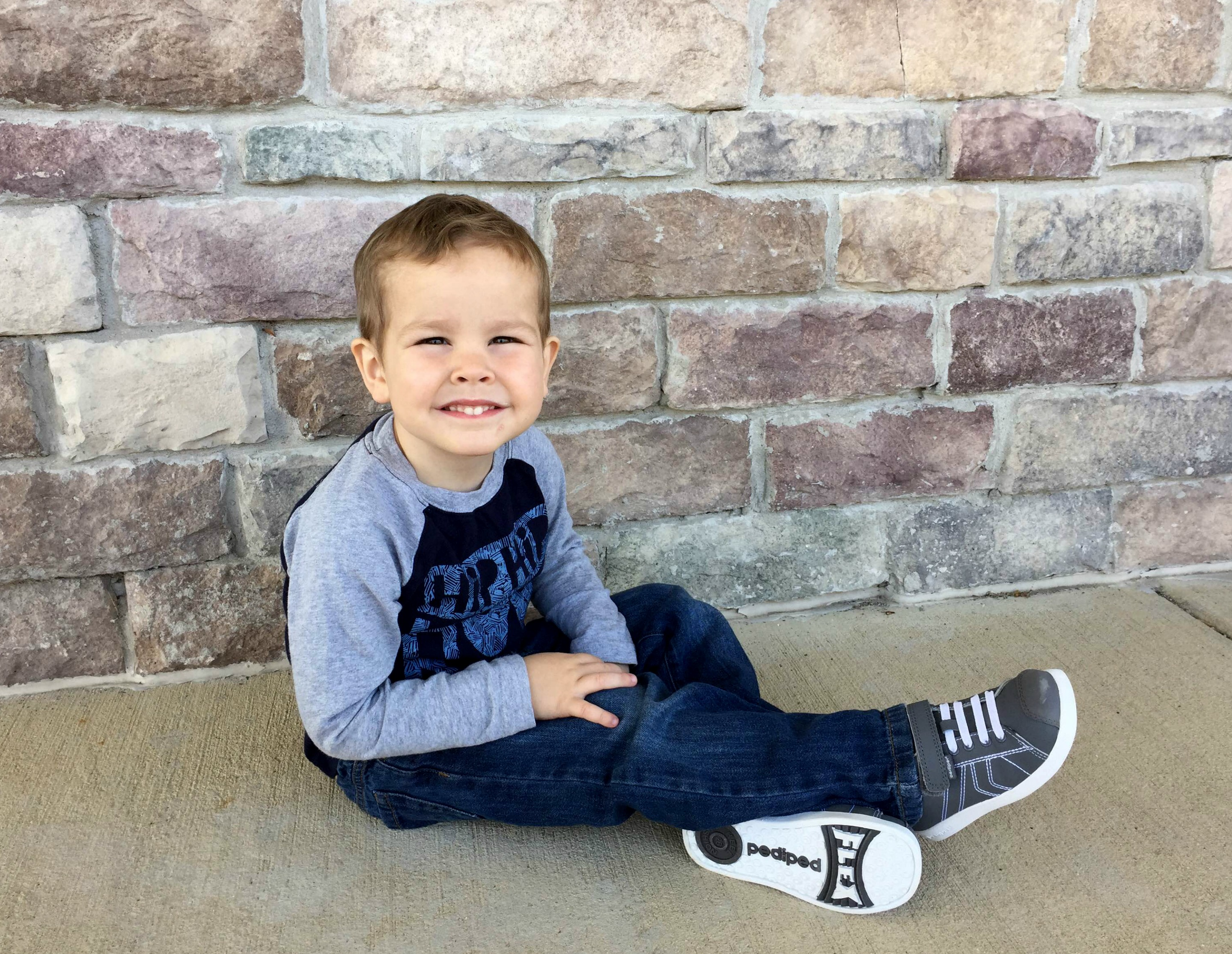 Cute Boys Shoes from Pediped \u0026 Giveaway