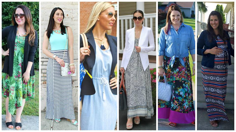 Maxi Dresses for Work