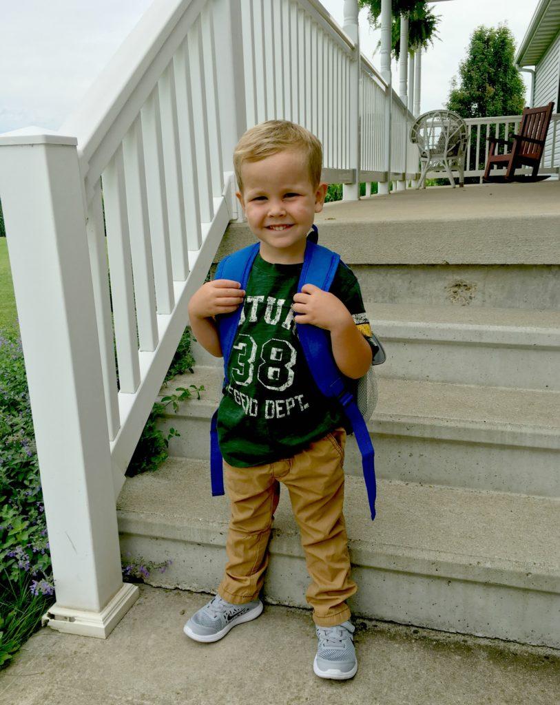 Kohl's Back to School Boy Backpack
