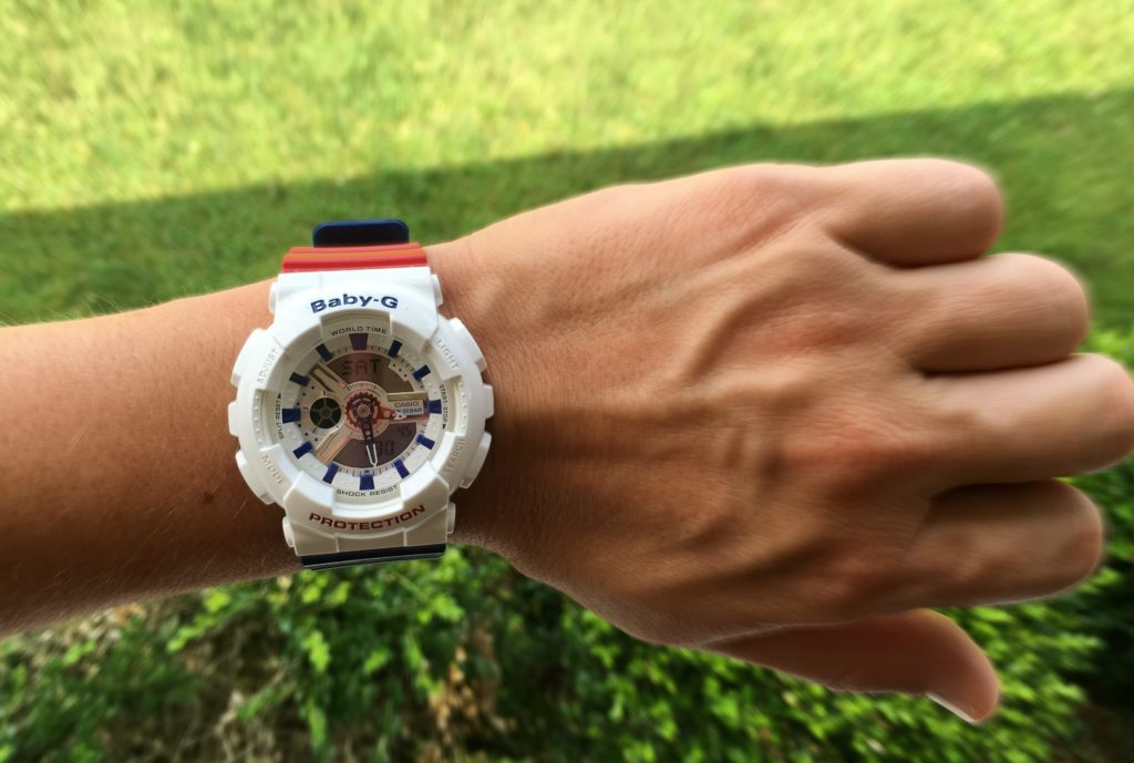 Babble Boxx Baby G Watch