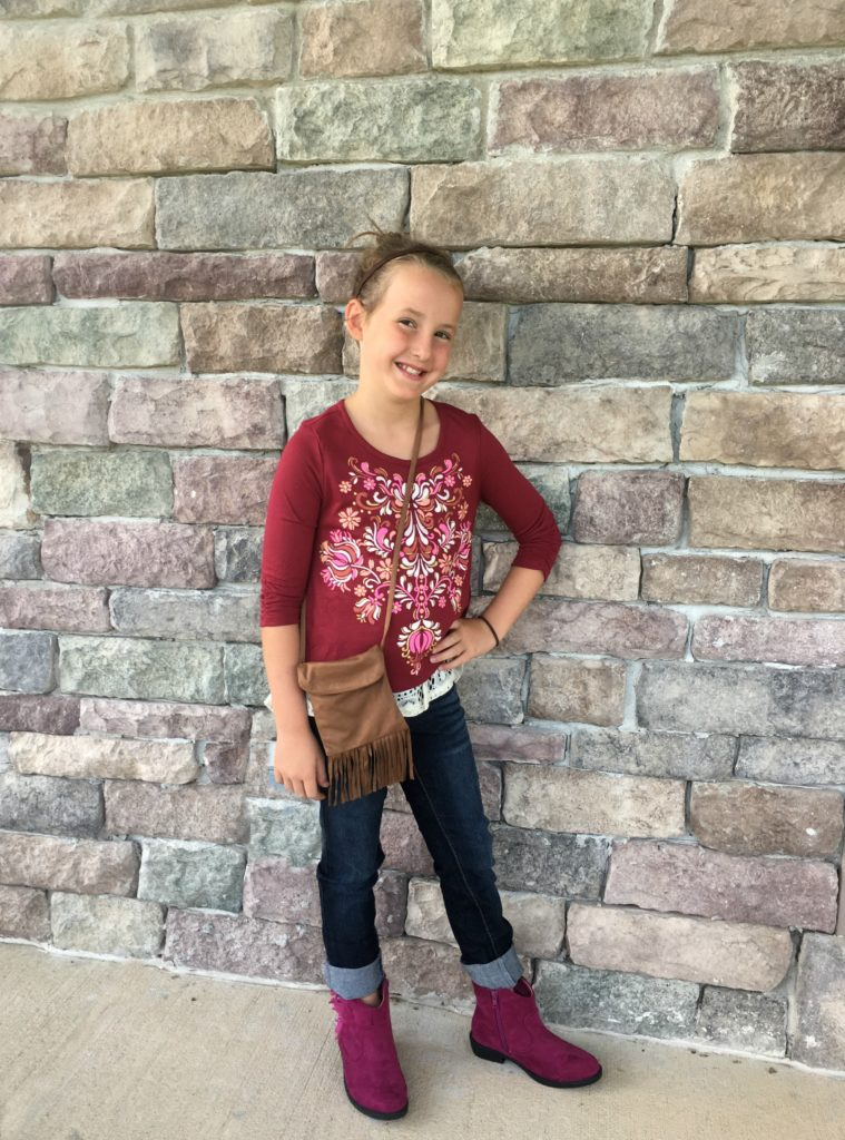 JcPenney Arizona Outfit