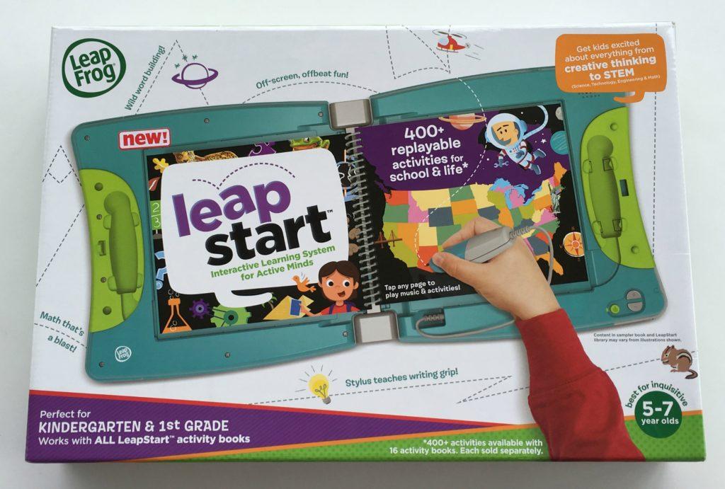leapstart Box