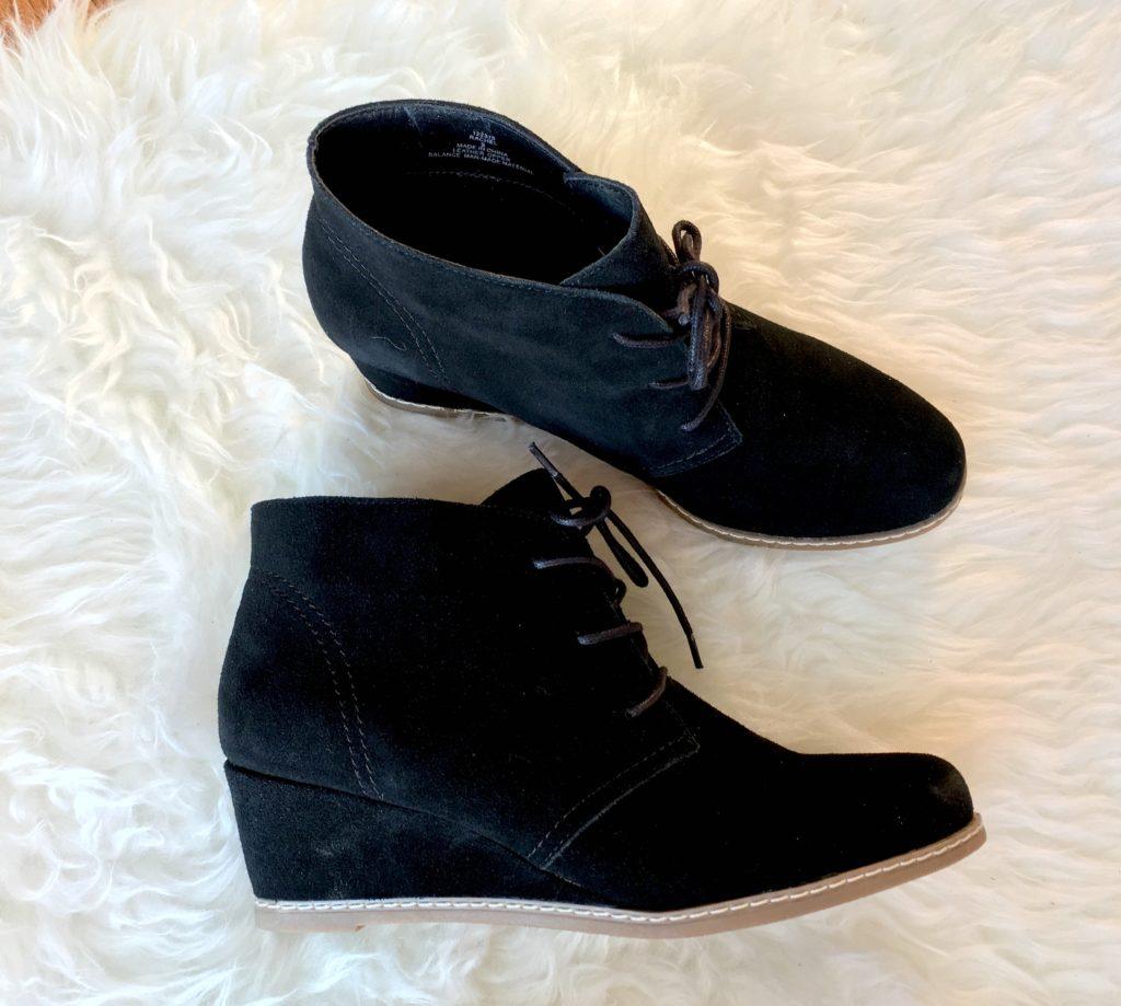 black-booties