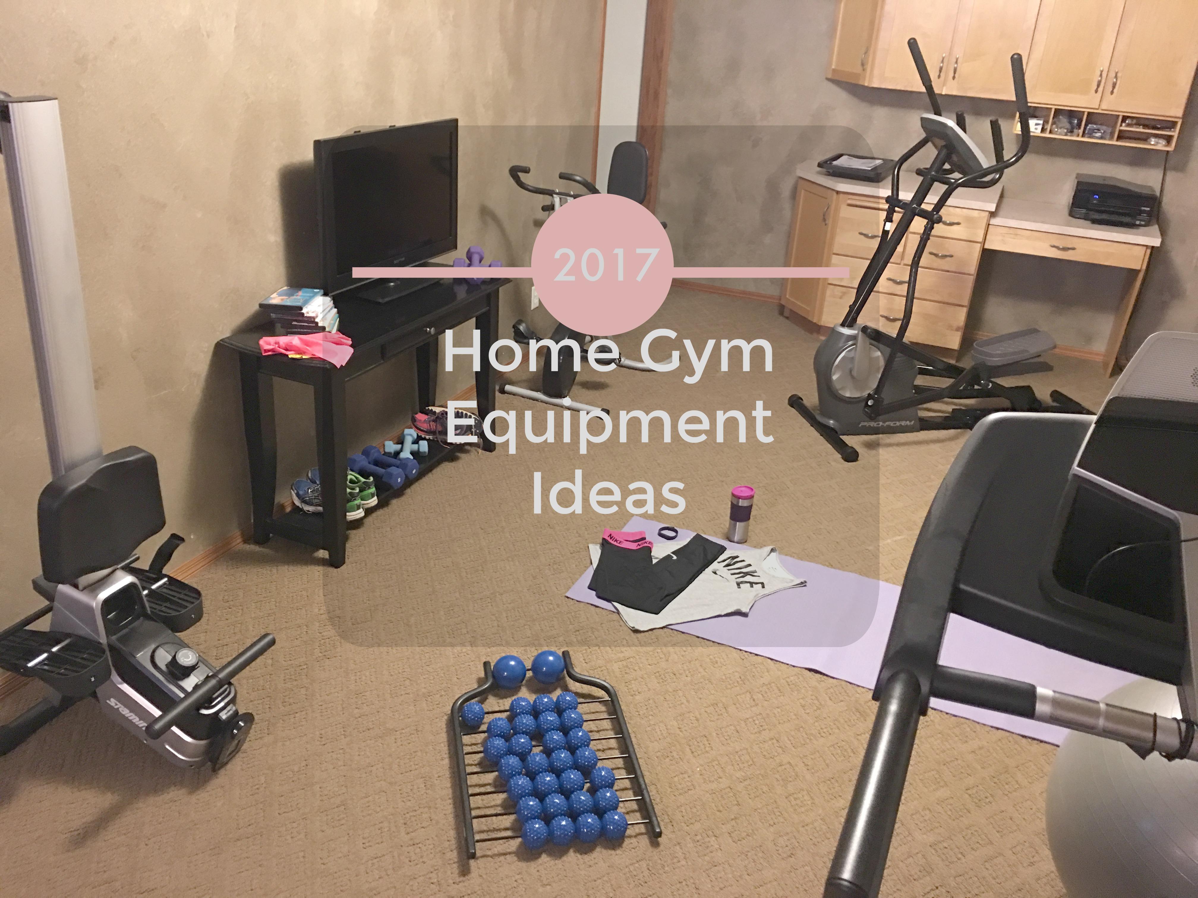 home gym equipment ideas makeyourmove momma in flip flops
