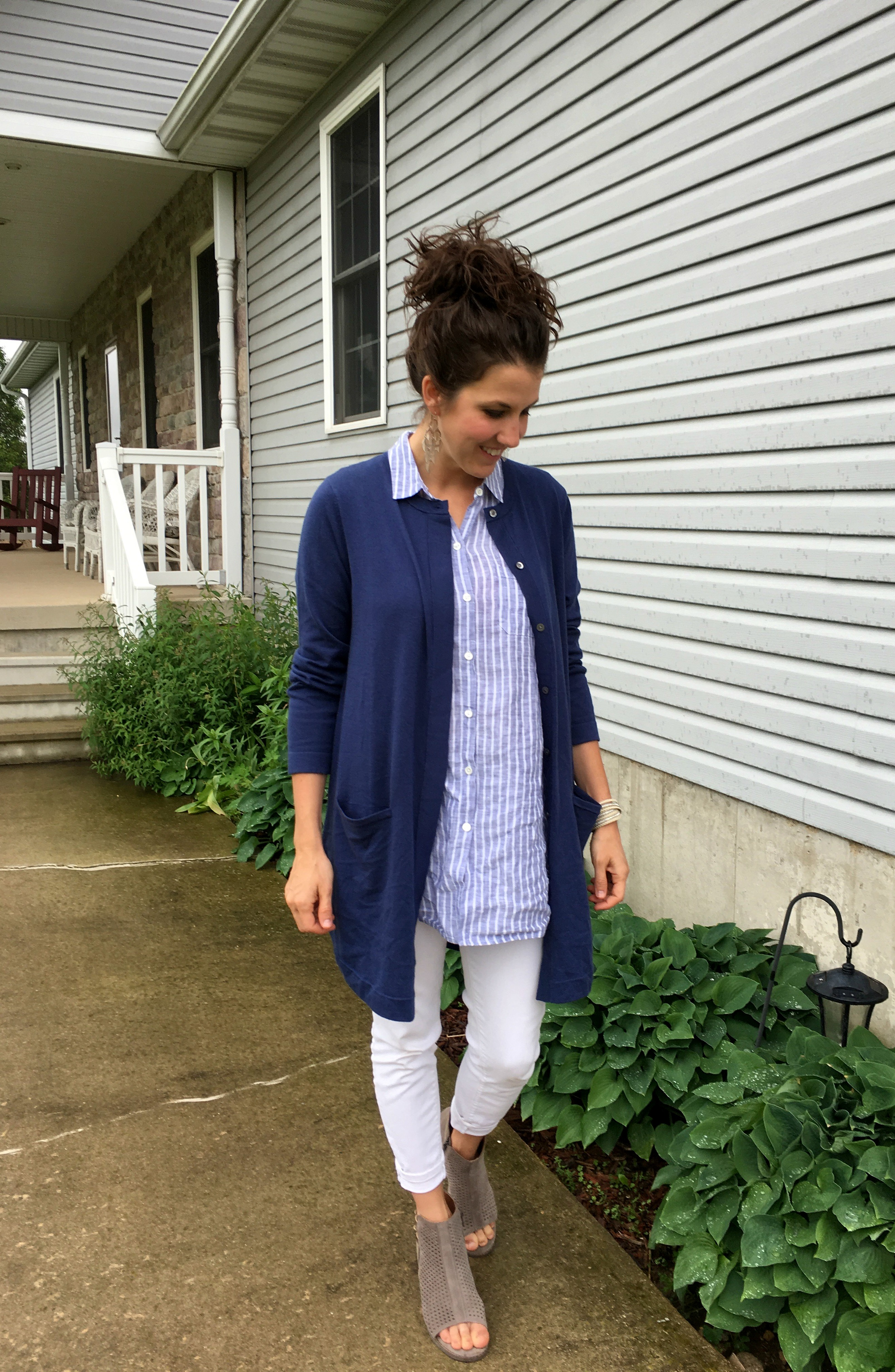 1d728fd8c15 It s a great summer layering piece when paired with cardigans like the long    light cardigan
